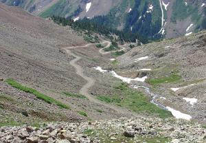Castle Peak Adventure Hike