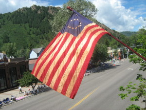 Old Fashioned 4th of July in Aspen