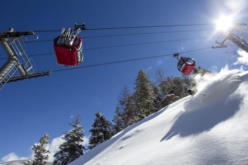 Aspen ski Season
