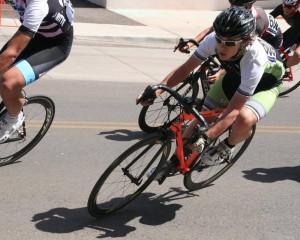 Tour of the Gila Stage 4- Silver City Crit Cat 3 men. Photo: John Callahan