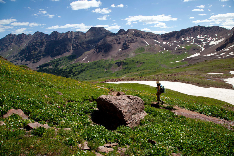 This Crested Butte Hike Experience Kicks Butte