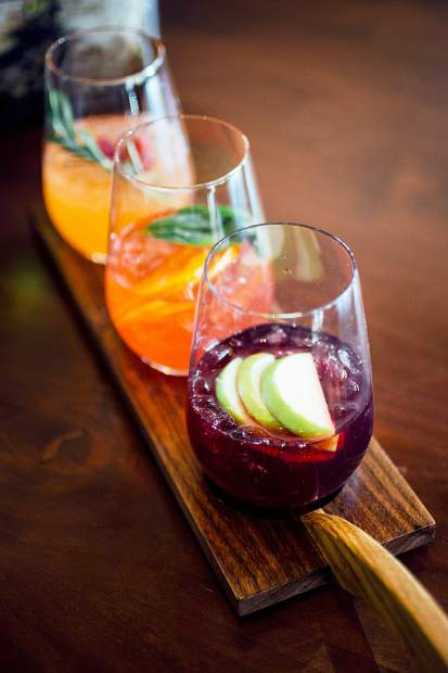 Sangria Flight