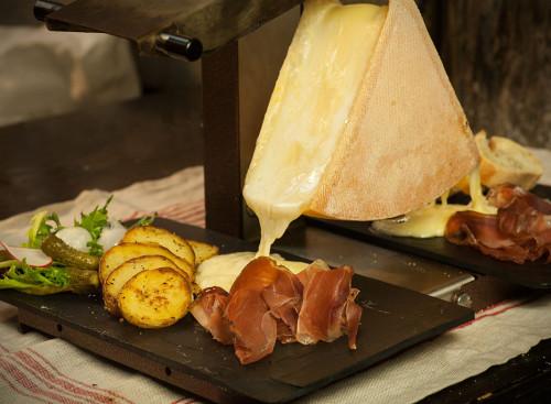Raclette - Fondue in Aspen