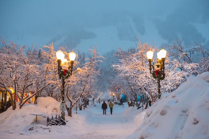 Aspen, Town Shot