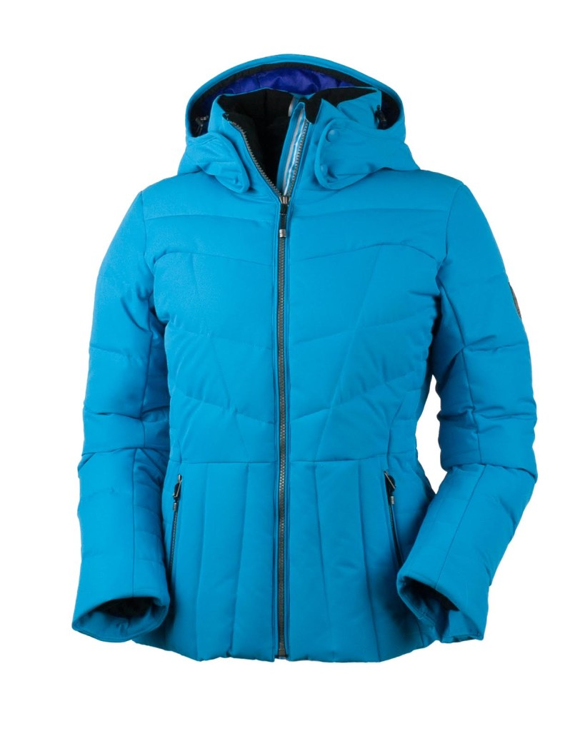 Modern Obermeyer Winter Jacket