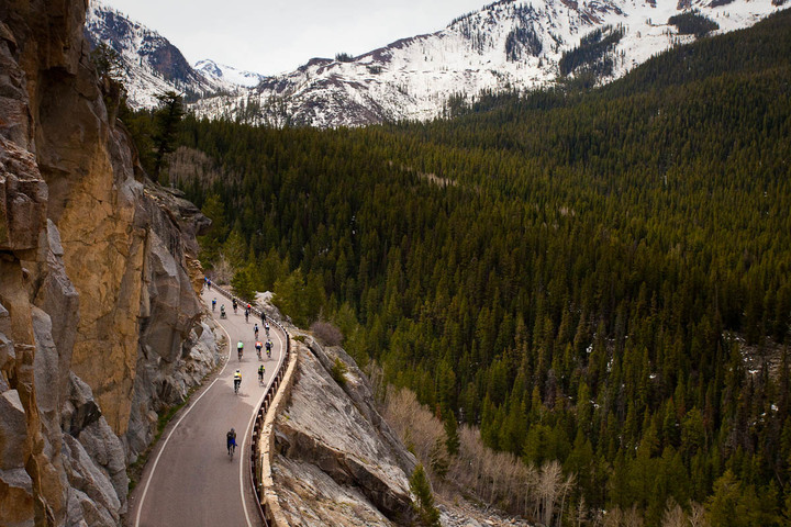 Cycling Independence Pass