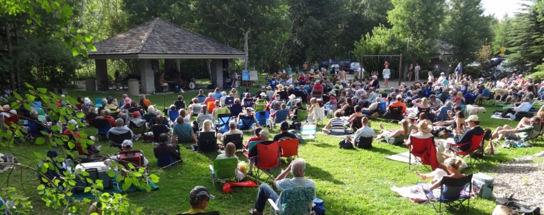 Jazz in the park Ketchum