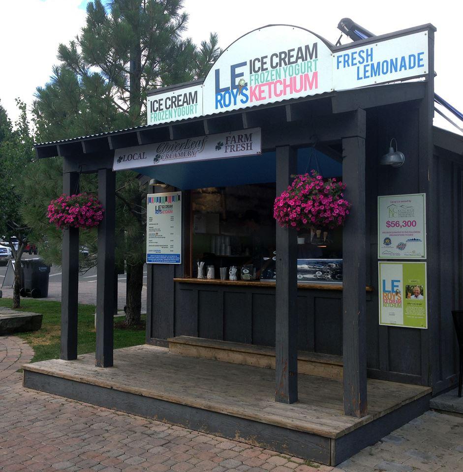 Leroy's Ice Cream