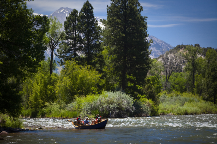 Aspen afloat the best ways to experience local river for Aspen fly fishing
