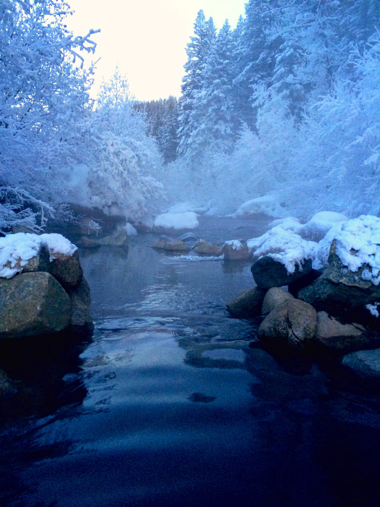 Frenchman's Hot Spring