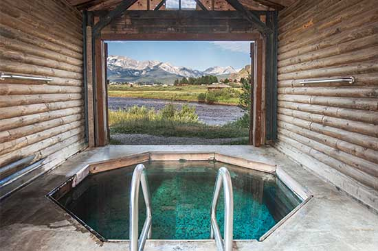 Stanley Mountain Hot Springs