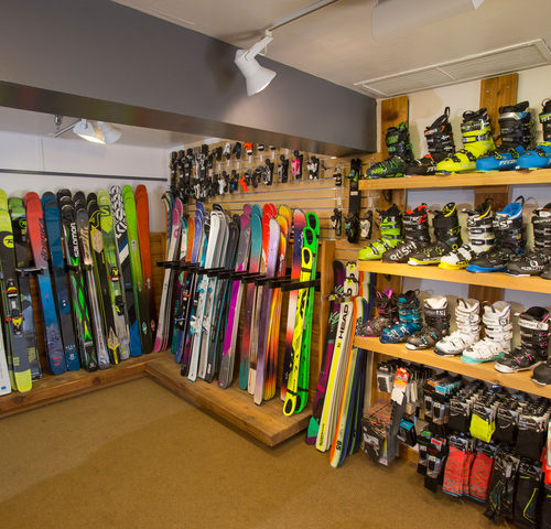 Ski packing list