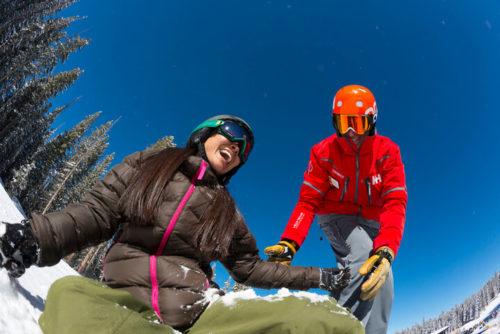 Prep for Adult Ski Lessons