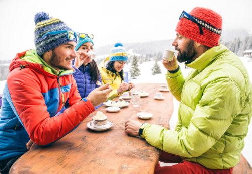 Après ski in ketchum