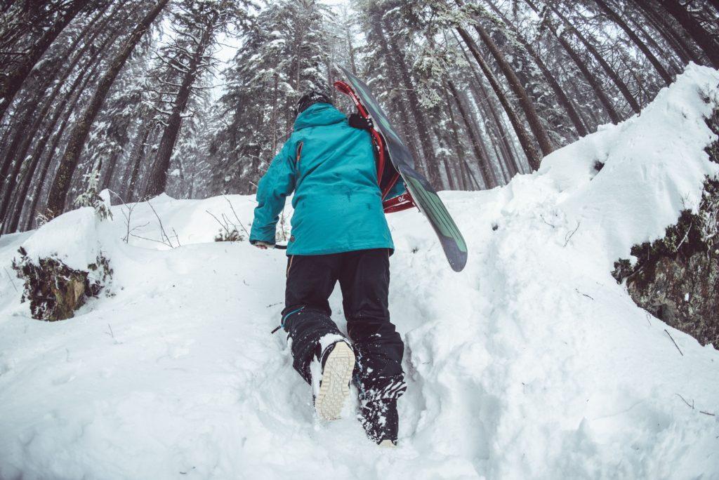 Backcountry Skiing Ketchum