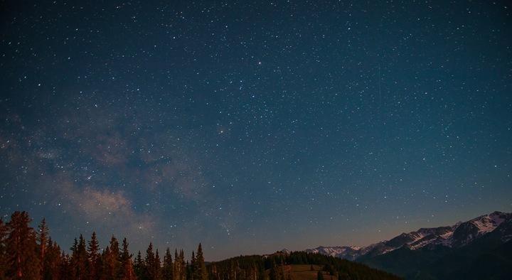 stars above aspen