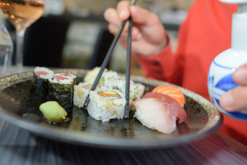 Best Sushi in Aspen