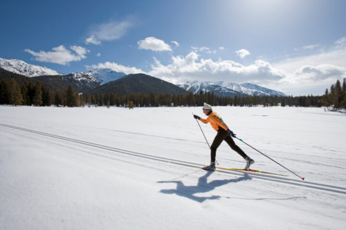 Nordic Skiing in Sun Valley